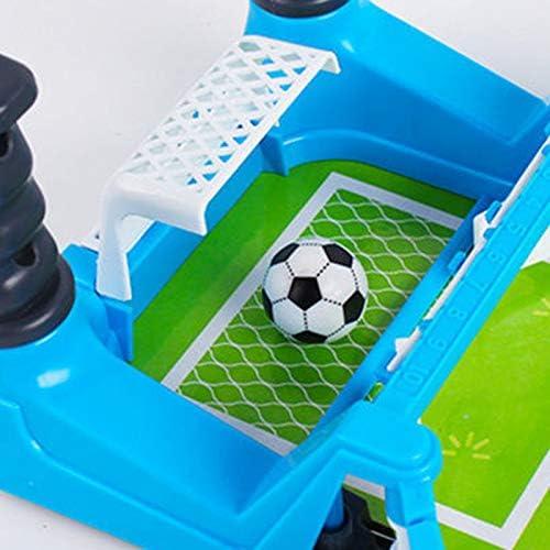 Arcades MAyouth Foosball Tischspiele Kinder-Mini Tabletops Fussball Spiel Desktop-Football-Spieler Zwei-Finger-Sport-Spielzeug F/ür Spielzimmer Familie Nacht