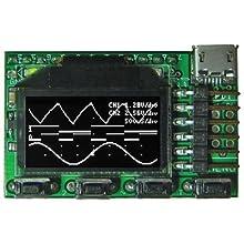 XMEGA Xprotolab - Plug-in breadboard Oscilloscope, Waveform generator and Protocol sniffer