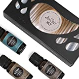 Biblical Essential Oil Set- 100% Pure Therapeutic Grade Essential Oils- 3/ 10 ml of Frankincense (serrata), Myrrh, Spikenard by Edens Garden