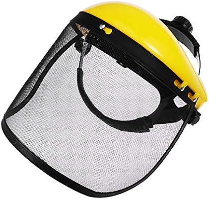 Yardwe Safety Face Shields Casco de Seguridad Forestal y ...