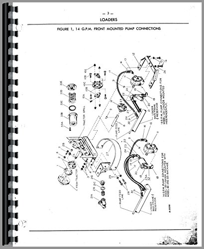 Ford Wagner Farm Loader Parts Manual Catalog [Jan 01, for sale  Delivered anywhere in USA