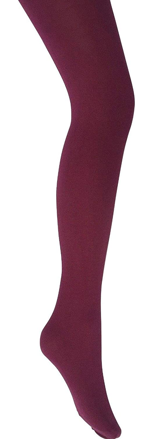 Aloof/® Girls Tights Soft Cotton Rich School Kids Tights Age 1-13 Years All Colors