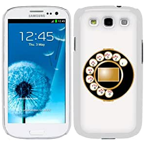 Samsung Galaxy S3 Antique Telephone Dial Plate Phone Case