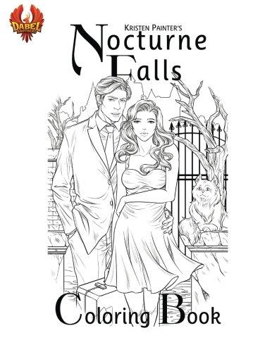 (Nocturne Falls Coloring Book)