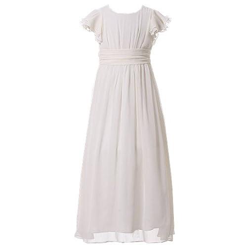 Long Cream Prom Dresses: Amazon.com