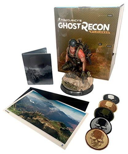 Triforce Ghost Recon Wildlands Triforce Ghost Edition - Not Machine Specific; (Open Lithograph Edition)