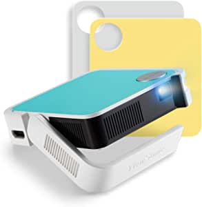 ViewSonic M1 Mini Ultra-Portable LED Projector with JBL Speaker, HDMI , USB Type-A , Automatic Vertical Keystone , Built-in Battery and 1080p Support