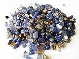 Piedras de ágata azul appx. 5mm a 12mm ágata natural guijarros crudos cabido pescado acuario decoraciones depósito de agua suministros terrario accesorios