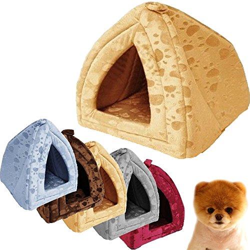TP-Lit-pour-animal-de-compagnie-House-chaudconfortable-Home-pour-chienchat-Home-35-x-35-x-39-cm