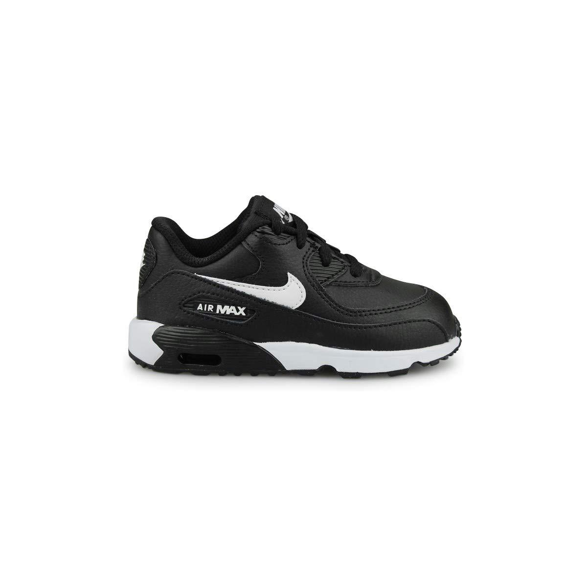 Nike Jungen Air Max 90 Ltr (Td) Leichtathletikschuhe Grau