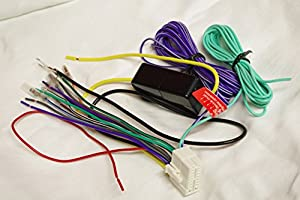 51I5Wb1iw%2BL._SX300_ amazon com wire harness 18 pin for clarion max685bt vz709 vx409 clarion vx409 wiring harness at mr168.co