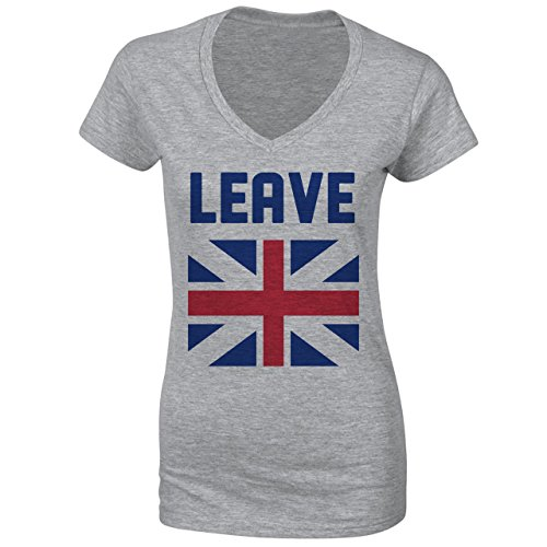Leave Eu Europe Referendum UK Damen T-Shirt