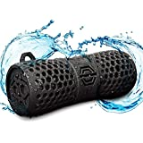 fitbill Outdoor Portable Bluetooth Speaker, IPX6 Waterproof