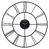 Infinity Instruments Modern Tower Clock, Black Review