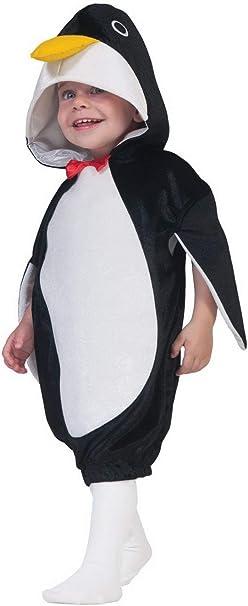 costumebakery - Disfraz de pingüino de Peluche para niña, Carnaval ...