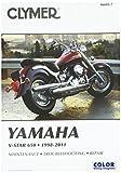 Clymer Yamaha V-Star 650 (1998-2011)