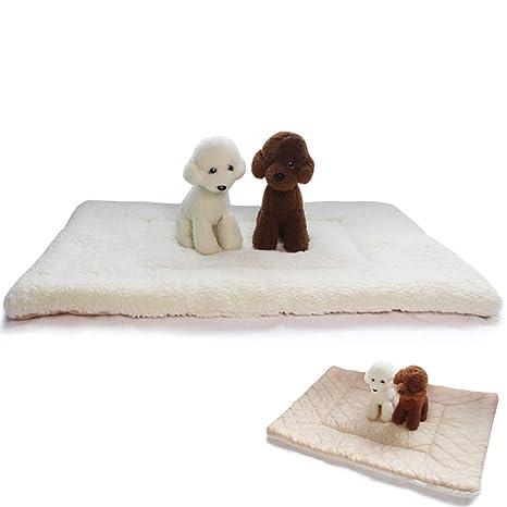 XXL SILD Colch/ón para Perros Colch/ón para Mascotas Colch/ón Reversible para Perros Perros y Gatos Colchoneta Acolchada Suave