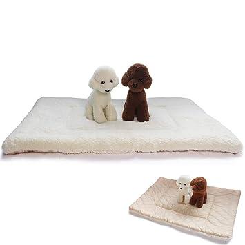 SILD - Colchón para Perro o Gato Reversible, Lavable a máquina: Amazon.es: Productos para mascotas