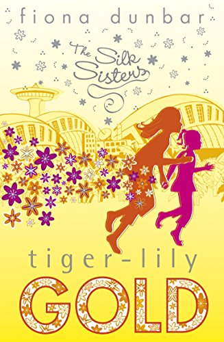 Book cover for Tiger-Lily Gold
