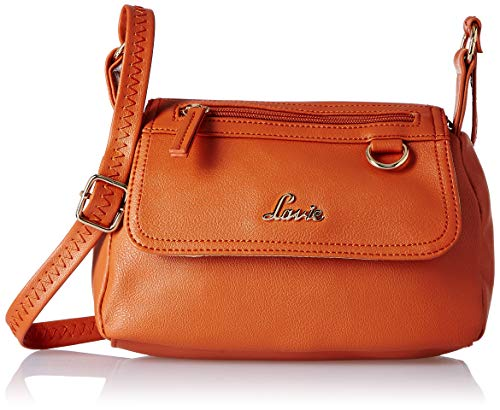 Lavie Moritz Women's Sling Bag (Orange)