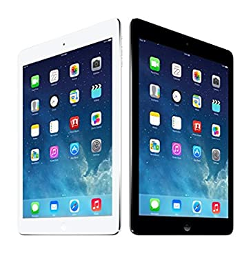 Apple iPad Air 32GB Tablet With Retina Display Wifi, Facetime and Camera