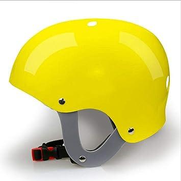 LXLX Casco de deportes acuáticos casco de moto de agua equipo de vadeo casco equipo de