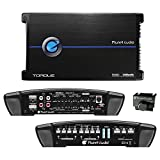 PLANET AUDIO TR2400.4 Torque 2400W 4 Channel Class A/B Amplifier, Remote Subwoofer Control