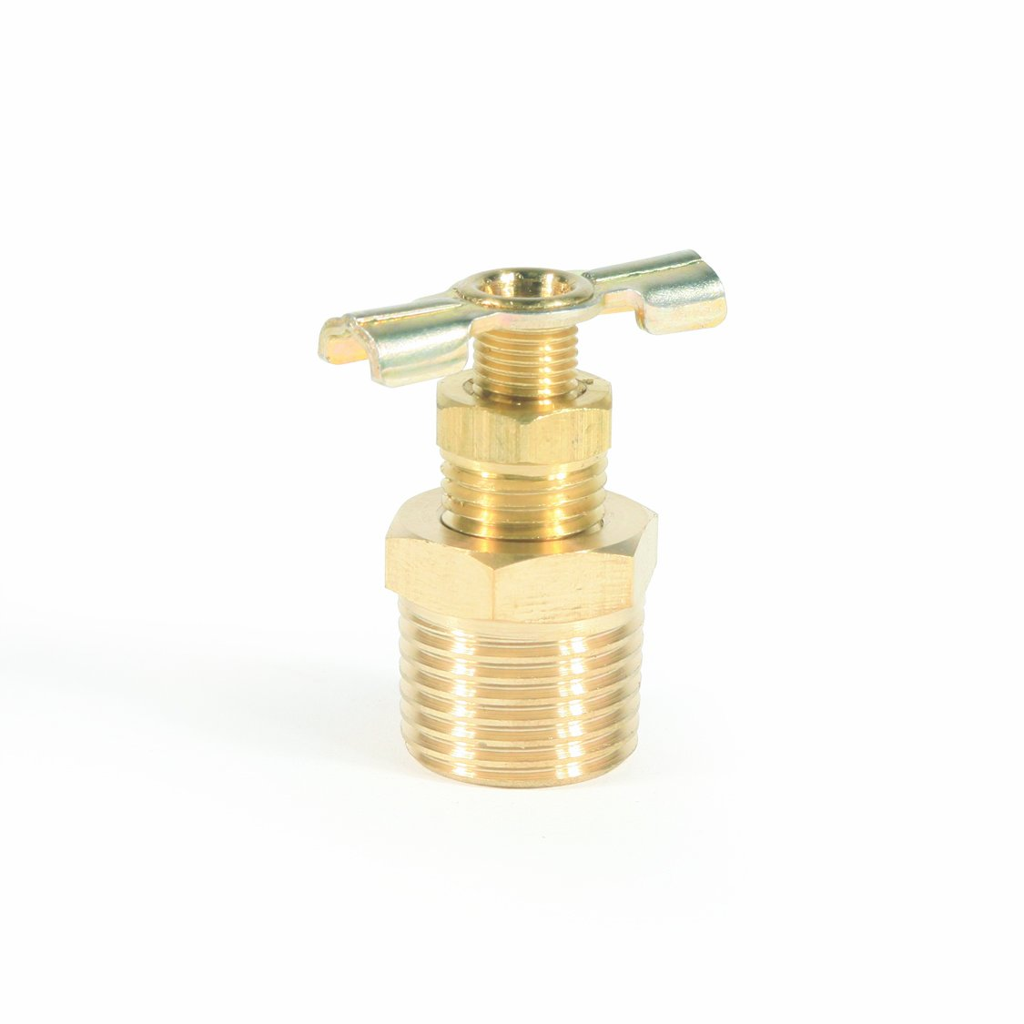 "Camco 11703 1/2"" Water Heater Drain Valve"