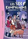 Les Six Compagnons, tome 5 : Les Six Compagnons enquêtent en coulisses par Bonzon