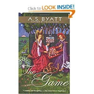 The Game: A Novel A. S. Byatt