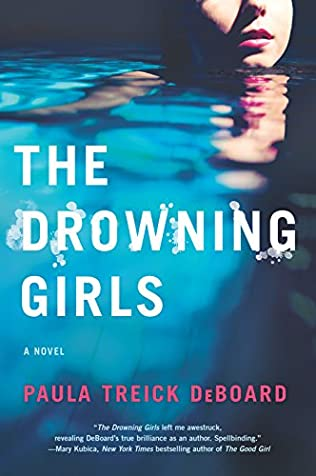 book cover of The Drowning Girls
