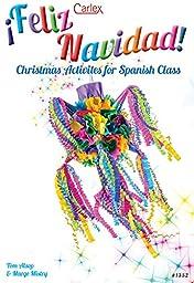¡Feliz Navidad! Christmas Activities for Spanish Class