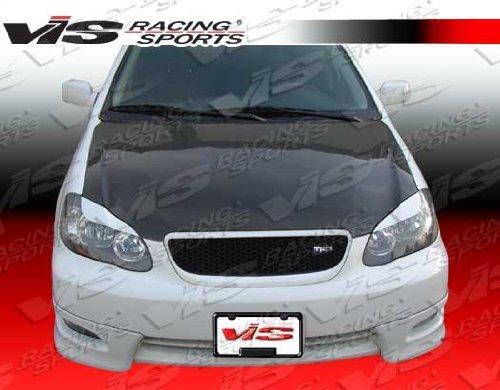 (VIS Racing 03-08 Toyota Corolla OEM Carbon Fiber Hood (03TYCOR4DOE-010C))
