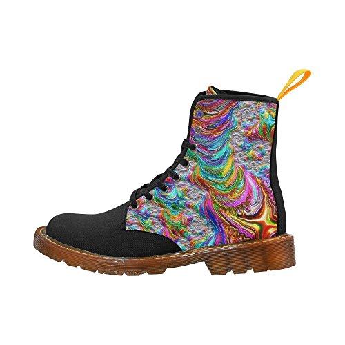 LEINTEREST For Shoes Martin gorgeous Women gorgeous Boots Fashion LEINTEREST Fractal BWq8qOPd