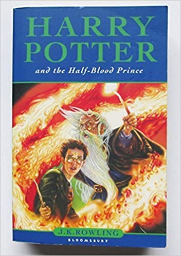 Harry Potter And The Half Blood Prince First Editionpaperback