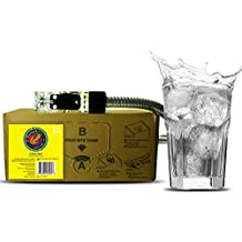 Citrus Zest Craft Lemon Lime Soda (3 Gallon Bag-in-Box Syrup Concentrate) - Box Pours 18 Gallons of Lemon-Lime Soda - Use with Bar Gun, Soda Fountain or SodaStream
