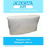 1 Holmes HWF-75 HWF75 Humidifier Filter, Designed & Engineered by Crucial Air