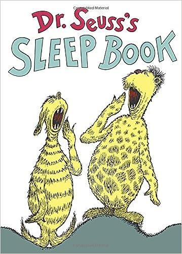 Amazon dr seusss sleep book 8601419644490 dr seuss books fandeluxe Images