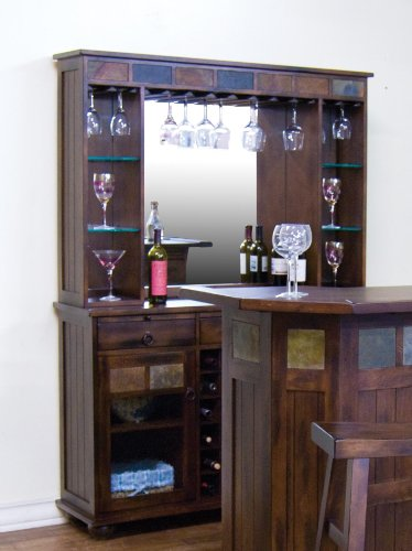 Santa Fe Server & Back Bar (Back Bar compare prices)