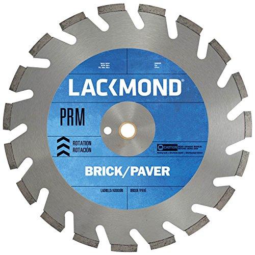 Lackmond Dcp Prm Brick Stone Saw Blade   10  Hard Materials Cutting Tool With Slant Slot Diamond Segment For Fast Cutting   5 8  Arbor   Dcp100875prm