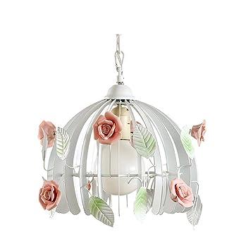 Lámpara colgante koibless Idyl Accessoires - Cerámica flores ...