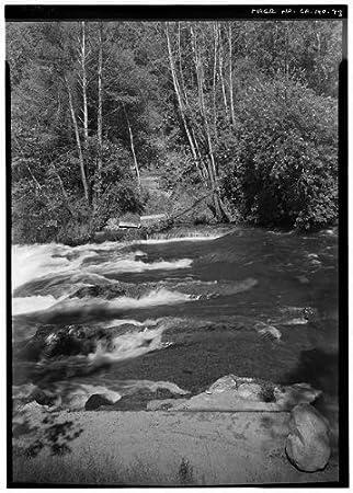 Amazon com: Photo: Generals Highway, Three Rivers, Tulare