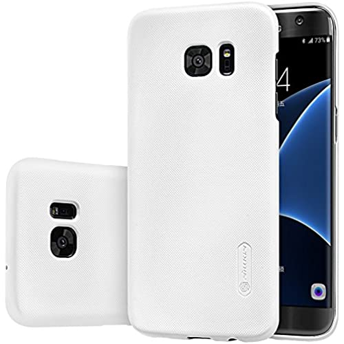 Galaxy S7 Edge Case, Dretal@ High Quality Ultra-thin Frosted Hard Case Slim Cover with Hd Screen Protector for Samsung Galaxy S7 Edge Smartphone (Hard-White) Sales