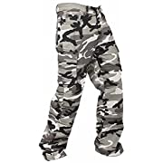 newfacelook Mens Work Trousers Multi Pockets Cargo Combat Work Pants Work Trousers for Man