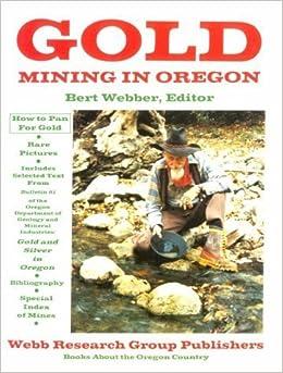 Book Gold Mining in Oregon (1994-04-03)