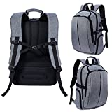 KALIDI Laptop Backpack 17 Inch School Backpack with