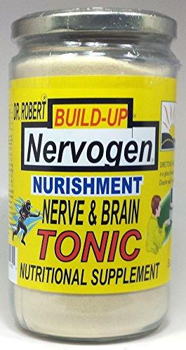 Dr Robert Nervogen ( Nerve & Brain Tonic ) Nutritional Supplement - 8 oz