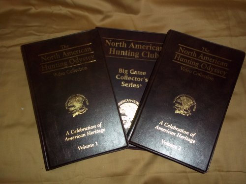 (The North American Hunting Odyssey Video Collection Volume 1 & 2)