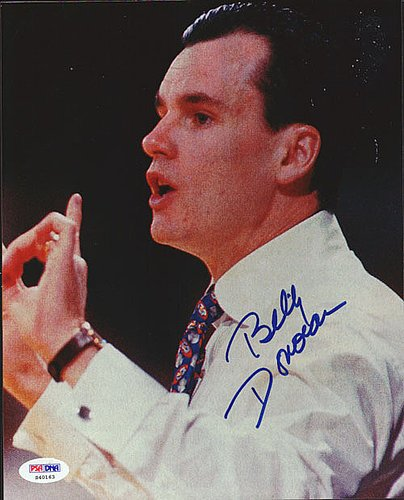 Billy Donovan Signed 8x10 Photograph Florida - Certified Genuine Autograph By PSA/DNA - Autographed Photo