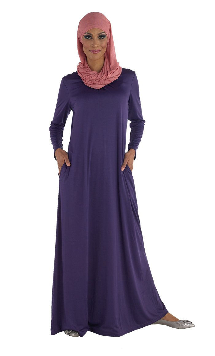 Gulfrez Abaya Islamic Clothing Long Dress